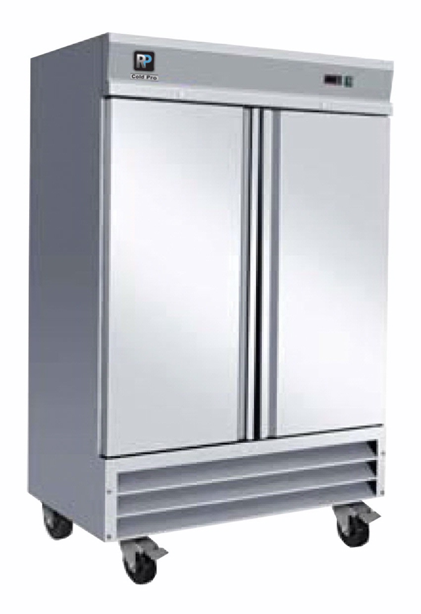 RP49-F Two Door Freezer