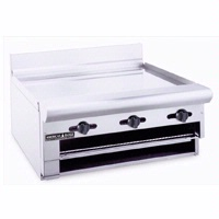 Raised Griddle Broilers